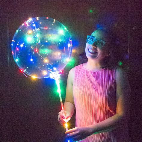como decorar las fotos en facebook c 243 mo hacer globos led galaxia para decorar un evento