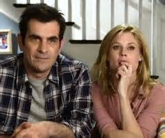 phil and claire dunphy inner toob haley in the olive garden