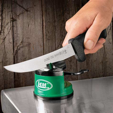 top knife sharpener counter top knife sharpener lem products