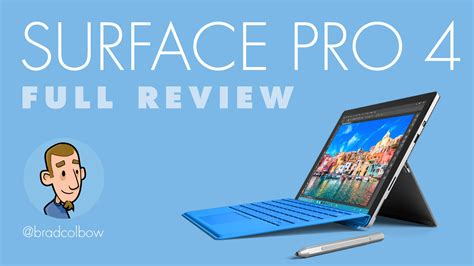 Surface Pro 4 Drawing Review