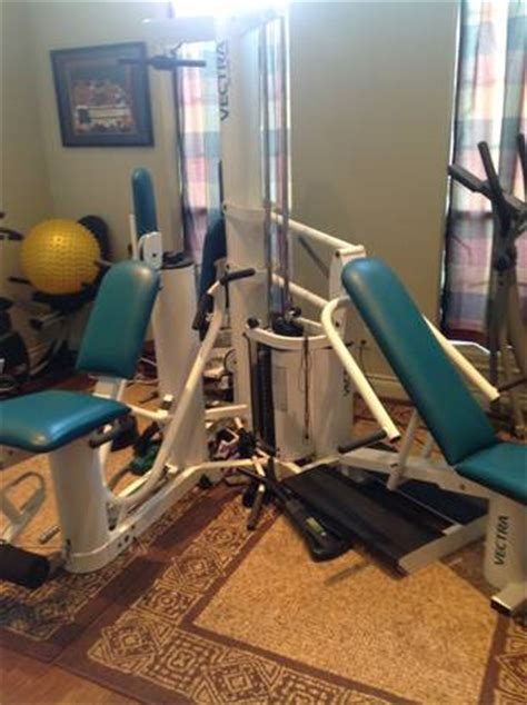 vectra on line 1800 exercise station 1200 cypress