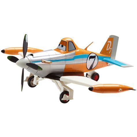 disney planes 1 24 remote driving dusty plane ebay