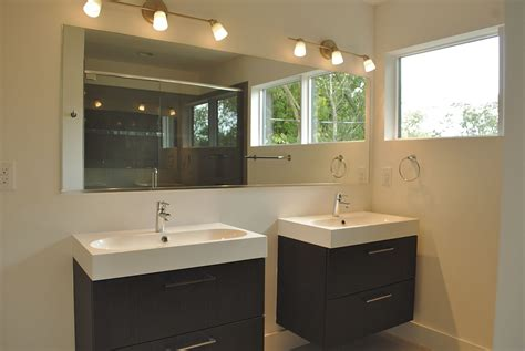 small bathroom with white suite and mirrors housetohome vanity bathroom ideas luxury lighting vanities makeovers