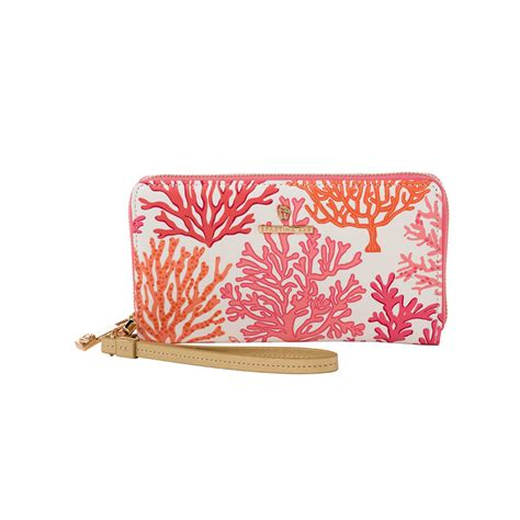 Spartina 449 Wrist Wallet retreat coral wrist wallet by spartina 449