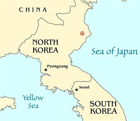 north korea maps of north korea dprk detailed map of north korea