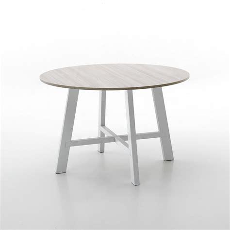 tavolo rotondo tavolo rotondo fisso economico per cucina thor di point house