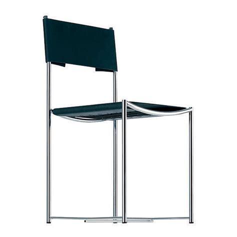 sedie alias sedia in acciaio e pvc spaghetti chair 101 by alias