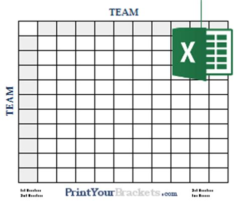 bowl spreadsheet template excel spreadsheet bowl square grids