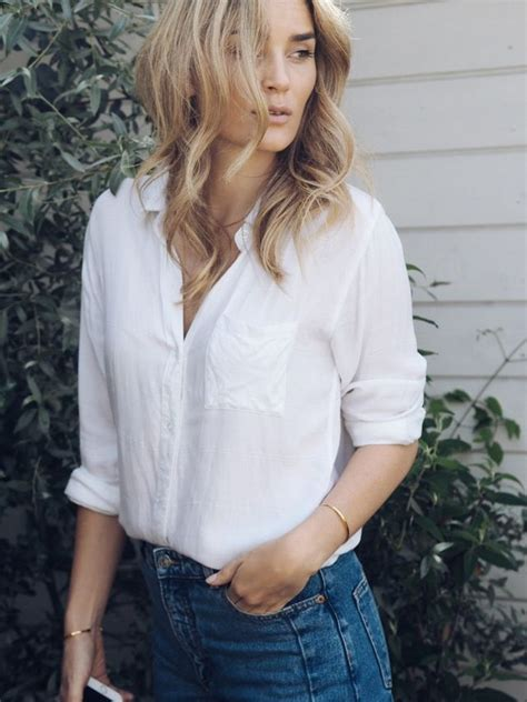 Hl Plain Shirt just a plain white shirt camillapihl no bloglovin
