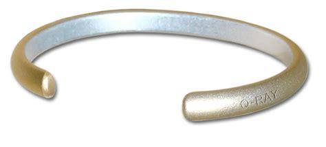 Ionized bracelet