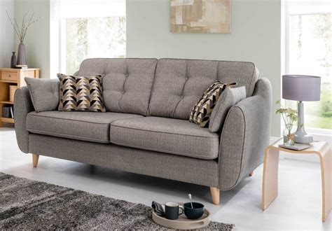 Minimalis 3 Seater the daltrey iconic scandinavian style sofa collection the interior outlet