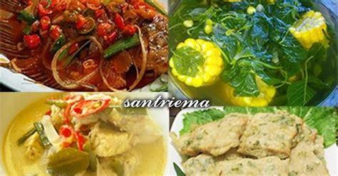 Buku Aneka Resep Menu Istimewa Untuk Diet Sehat Golongan Darah resep aneka masakan menu buka puasa dan makan sahur sehat praktis untuk diet