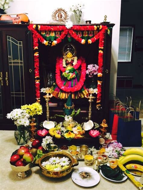 home decoration for puja 11 best images about varalakshmi on pinterest mothers