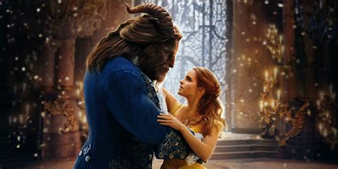 the beast beauty and the beast 2017 screen rant