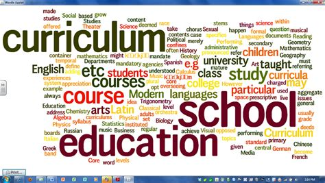 curriculum resources and links curriculum outcomes mr millett