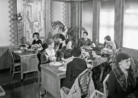 mack tea room history in photos