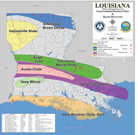 louisiana fracking map louisiana fracking map 28 images mineral leasing and