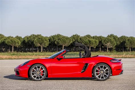 porsche boxster red what color boxster s porsche 718 forum