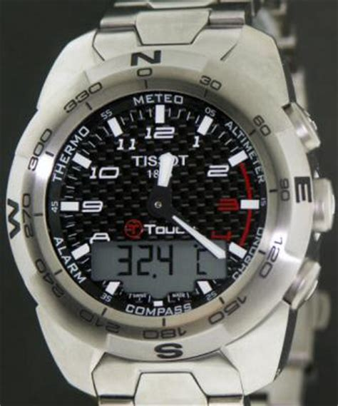 Jual Thermometer Citizen tissot t touch wrist watches tissot touch expert
