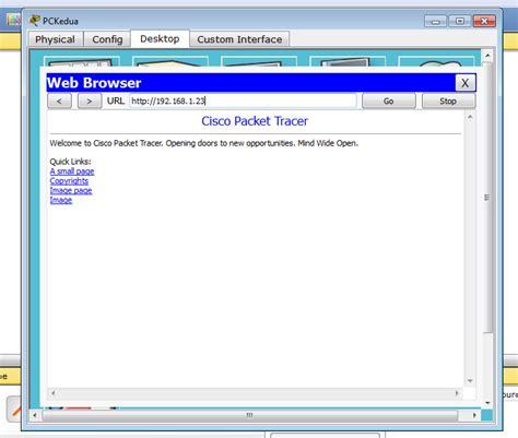 cara konfigurasi dns server cisco college cara setting dns server dengan cisco packet tracer