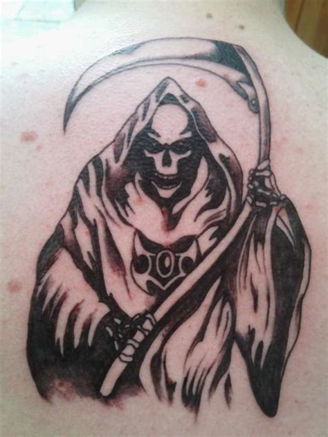 tattoo meaning grim reaper don t miss horrifying grim reaper tattoos designs with