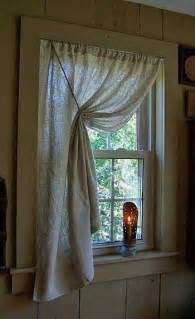 Primitive Window Curtains Early American Curtain Inspiration And Window On