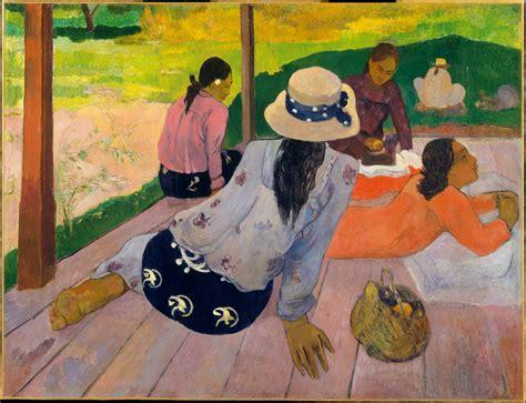 libro gauguin metamorphoses museum of le palette colore dei capolavori della pittura frizzifrizzi