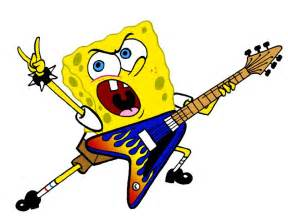 spongerocker spongebob squarepants photo 723640 fanpop