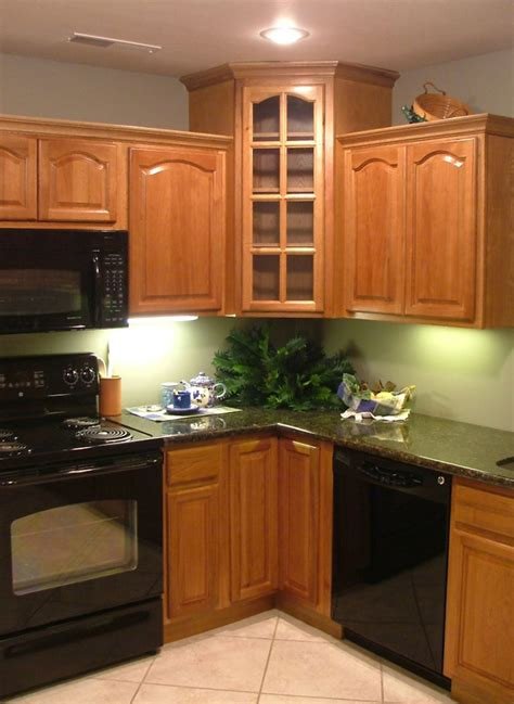 Kitchen And Bath Cabinets Vanities Home Decor Design Ideas Hickory Kitchen Cabinets
