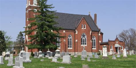 Amazing Stained Church Windows #2: Immaculate_Conception_Roman_Catholic_Church_in_Maryknoll_Missouri_USA_-_exterior_side.jpg
