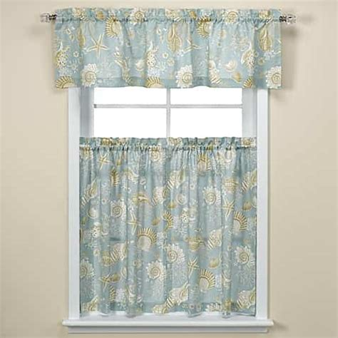 beach curtains for kitchen coastal kitchen curtains 10 attractive coastal kitchen