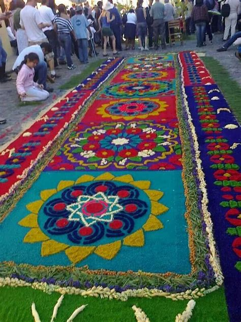 alfombras semana santa guatemala alfombra semana santa bellezas de guatemala pinterest