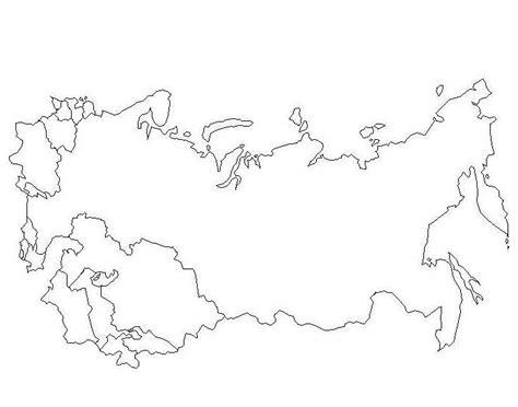 russia blank map quiz russia the republics political map purposegames
