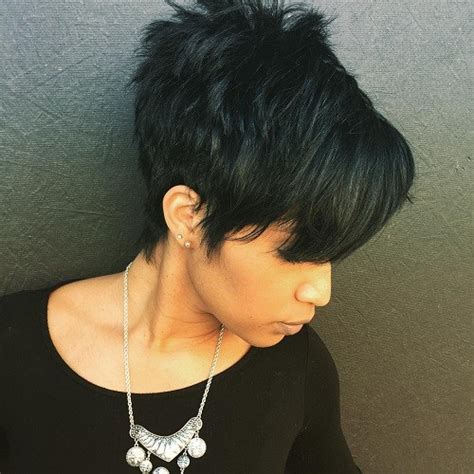 short spiked chopped 15 sassy short haircuts for women