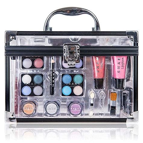 Shany Professional Makeup Kit shany carry all trunk professional makeup kit eyeshadow