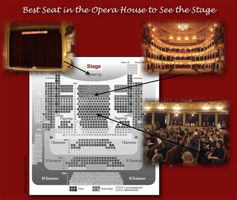 seats in the house opera house seating chart