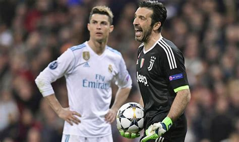 ronaldo juventus tax cristiano ronaldo to juventus gianluigi buffon wants real madrid deal football sport