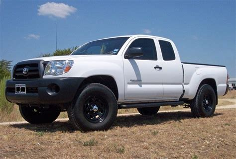 2wd toyota lift kit readylift 2 75 quot lift kit for a 2005 2016 2wd 5lug tacoma