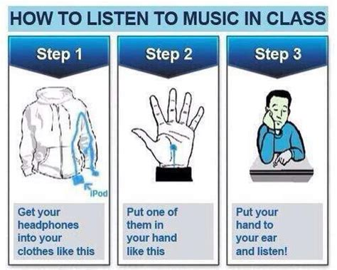 survival tips on quot how to listen in class