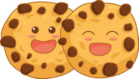 cartoon png cookie png transparent free images png only