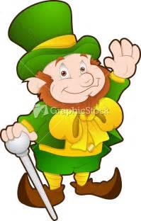 free leprechaun cartoon image
