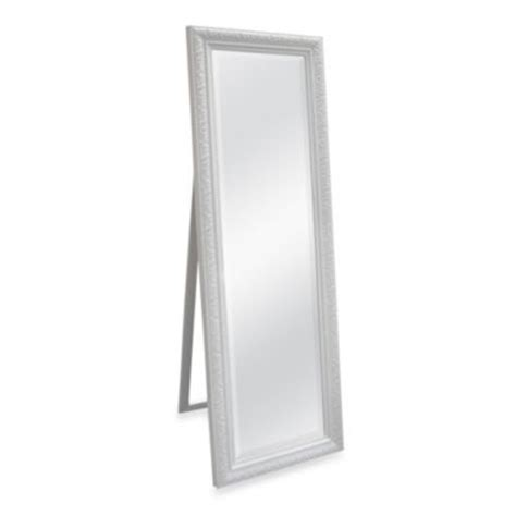 Bed Bath And Beyond Shower Mirror by Buy White Wall Mirror From Bed Bath Beyond