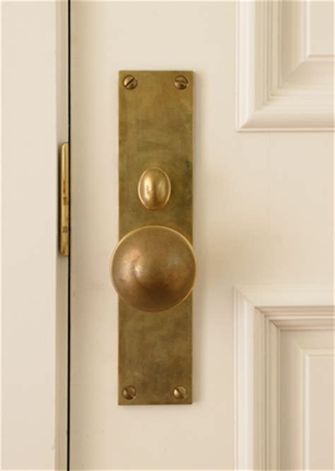 unlacquered brass hardware something ivory unlacquered brass