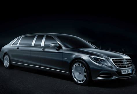 2016 mercedes s600 pullman maybach car wallpaper