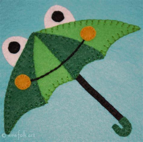 frog pattern umbrella froggie umbrella coloring page wee folk art