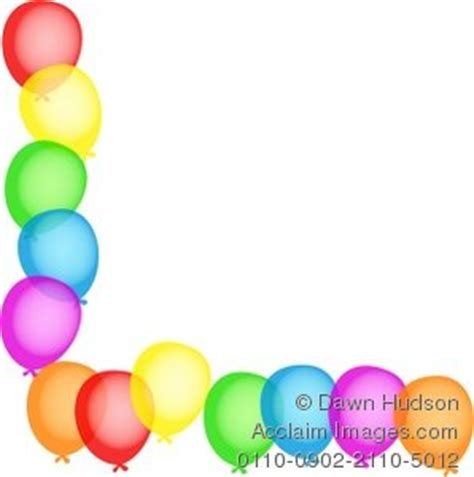happy birthday corner design free birthday clip art borders clipart panda free