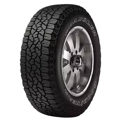 goodyear light truck tires wrangler trailrunner at all season tire by goodyear tires