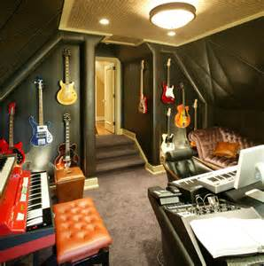 cool guitar bedroom decor theme ideas for boys