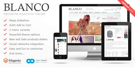 20 Best Magento Templates Best Selling Magento Themes For 2012 Magento Website Templates