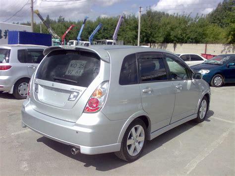 2005 Suzuki Aerio Hatchback Used 2005 Suzuki Aerio Wagon Photos 1800cc Gasoline Ff